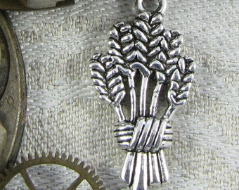 1 (or 8), Wheat Sheaf Silver Charms, NAT007
