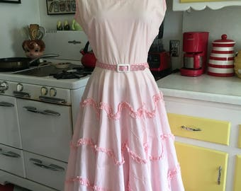 Vintage 50s sundress