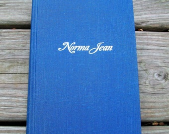 Vintage 1969 Norma Jean The Life of Marilyn Monroe by Fred Lawrence Guiles Hardcover Book