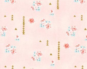ROSEMILK in Cameo  dc6458 - BRAMBLEBERY RIDGE by Violet Craft - Michael Miller Fabrics - By the Yard