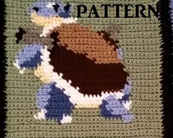 Blastoise Individual pattern