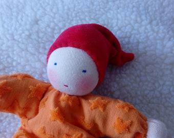 Rieke, cuddle doll, Babies first doll
