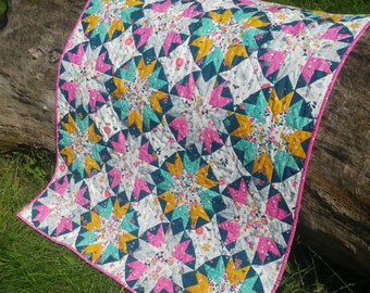 The Effusion Quilt Pattern