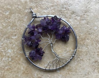 Tree of Life Amethyst Bewitched