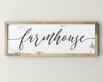 Printable Farmhouse Sign, Farmhouse Wall Decor, Farmhouse Decor, Fixerupper Decor, Rustic Farmhouse Decor, Country Decor, Country Home Decor