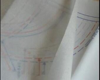 "Swedish Tracing Paper, 10 Yard Roll, 29"" Wide"