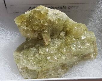 Beautiful Vesuvianite specimen
