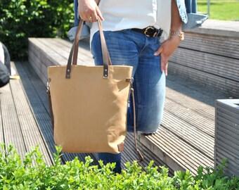 Canvas Tasche, Schultertasche,Damen Tasche, Umhängetasche, Laptop Tasche, Reise Tasche, wasserabweisend, Einkaufstasche, Damen, bag