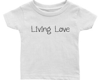 Living Love Infant Tee