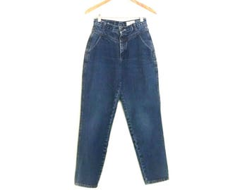 Vintage Calvin Klein High Waist Mom Jeans // Vintage CK Mom Jeans