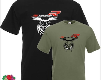 S1000R T-shirt for BMW fans Motorcycle shirt S 1000 R