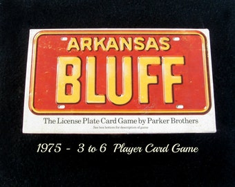 Card game - board game -Parker Brothers game - family game - Complete Game - # 84
