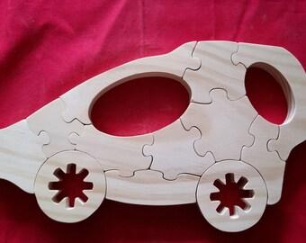 Hatch Car Puzzle