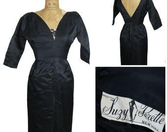 1950s Suzy Perette Dress