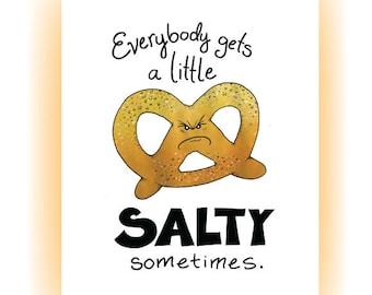 Everyone Gets Salty