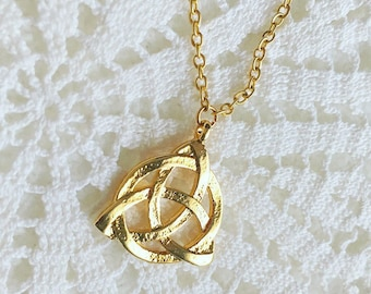 Celtic gold jewelry Etsy