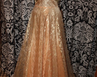 1950's Special Occasion Gown  Item # 136-FG