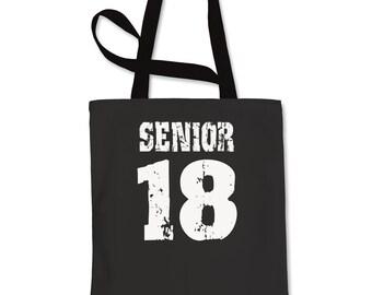 Seniors '18 Class of 2018  Shopping Tote Bag