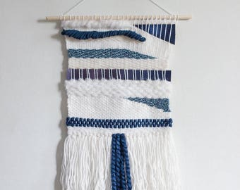 Woven wall hanging - Sky & Cloud