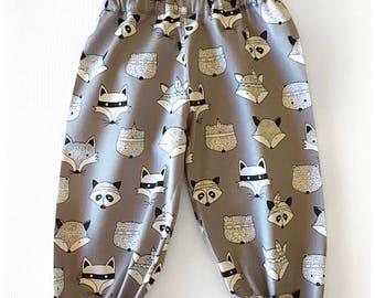 Mr Fox & Friends Pants, Boys Pants