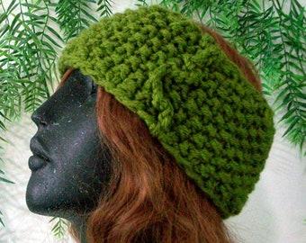HAT WOMEN KNITTED Half Hat   Headband Earwarmer Hat Women Teens Head cover
