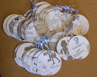Large Medical Gift Tags (Set of 10)