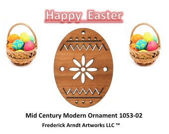 1053-2 Easter Ornament