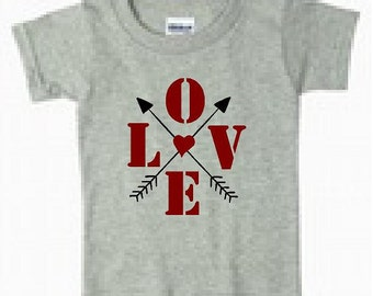 More Love Toddler Triblend Tee