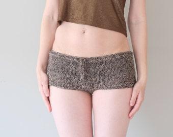 PATTERN For Women Shorts / Summer Bikini Shorts Pattern / Knit Boy Shorts Pattern PDF - Instant Download / Detailed English Instructions