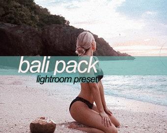 MASTER BALI COLLECTION [9 pack]  | lightroom preset