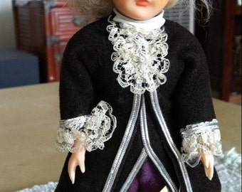 Vintage Carlson Doll of President George Washington