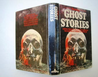 Haunting GHOST STORIES. A Spine Chilling Collection of Stories by the Masters of Horror and Suspense. Shine & Gray 1984 Illustrated