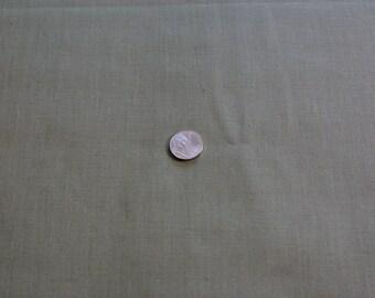 "1 3/4 Yds x 44"" Wide Soft Sage Cotton Fabric"