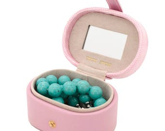 Mini Jewelry Box in Pink