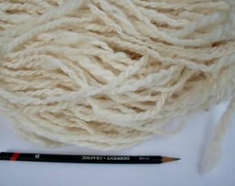 Art Yarn - Gorgeous soft hand spun merino yarn