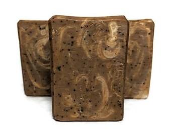 The Barista - Cold Process Soap - Coffee Soap