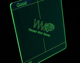 Tablet of Life Scorepad