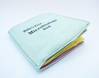 Microbiology Cloth Book