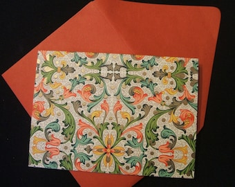 Notecards - Rossi Florentine -Tiled - (Set of 10)