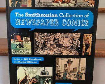 The Smithsonian Collection Of NEWSPAPER COMICS*