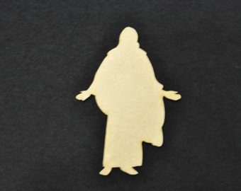 Jesus Christ, Christus Cut Out, Laser Cut of Jesus for Craft Projects, DYI, Unfinished, Wreaths, Easter, Church Projects  by LiahonaLaser
