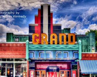 Grand Theater Ellsworth Maine