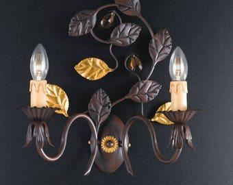 Gardenia Series 2 wall lights