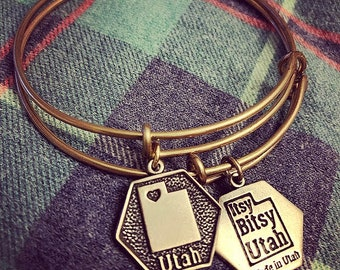 Utah with Heart - Itsy Bity Utah Collection