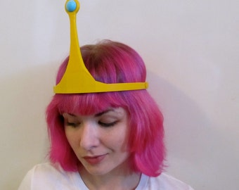 Princess Bubblegum Adventure Time Inspired Costume Crown Fan Art