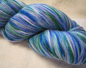 Springtime - sock yarn - superwash merino and nylon