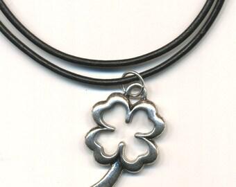 4 Leaf Clover Pendant Necklane