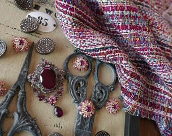 Tweed fabric