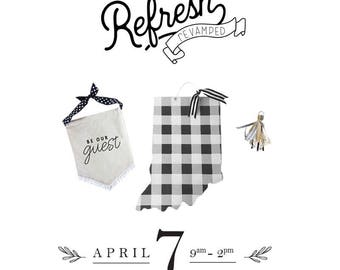 Refresh Art Retreat April 2018