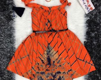 kati Tye dye dress